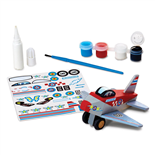 Melissa & Doug Decorate-Your-Own Airplane