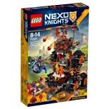 LEGO Nexo Knights General Magmars Undergångsbelägrare