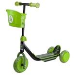 Stiga Mini Scooter Kid 3W Svart/Grön