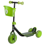 Stiga Mini Scooter Kid 3W Svart/Grön