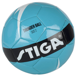 Stiga Fotboll Thunder Ball Stl 2 Turkos/Vit