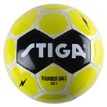 Stiga Fotboll Thunder Ball stl 4 Limegrön/Vit