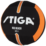 Stiga Fotboll Neo Beach Stl 4 Svart/Orange