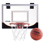 Stiga Basketkorg med Boll Mini Hoop 23""
