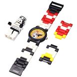 LEGO Star Wars Stormtrooper Armbandsklocka med Figur