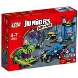 LEGO Juniors Batman & Stålmannen mot Lex Luthor