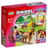 LEGO Juniors Stephanies Häst & Vagn