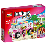 LEGO Juniors Emmas Glassbil