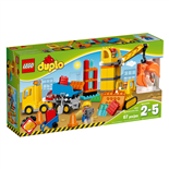 LEGO Duplo Stor Byggarbetsplats