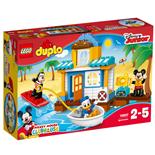 LEGO Duplo Musse och hans vänner - Strandhus