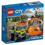 LEGO City Vulkan - Startset