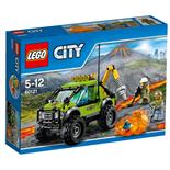 LEGO City Vulkan - Utforskningsbil