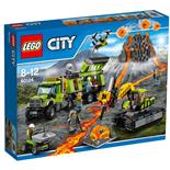 LEGO City Vulkan - Forskningsbas