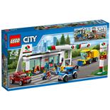LEGO City Servicestation