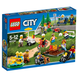 LEGO City Kul i Parken - Folk i City