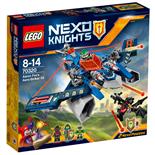 LEGO Nexo Knights Aaron Fox Lufthuggare V2