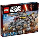 LEGO Star Wars Captain Rex´s AT-TE