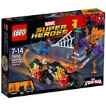 LEGO Marvel Super Heroes Spindelmannen Ghost Riders Team