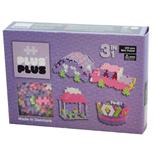Plus Plus Mini Pastel 3-i-1 220 Delar
