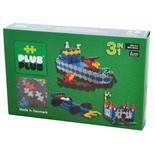 Plus Plus Mini Basic 3-i-1 480 Delar