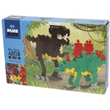Plus Plus Mini Basic Dinosaurs 480 Delar