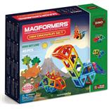Magformers Mini Dinosaur Set 40 Delar