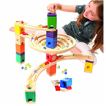 Hape Quadrilla The Roundabout Marble Run