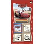 Multiprint Disney Pixar Cars Stämpelset 3-Pack