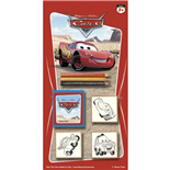 Multiprint Disney Pixar Cars Stämpelset 3-Pack