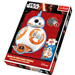 Trefl Pussel 60 Bitar Star Wars Glow in the Dark