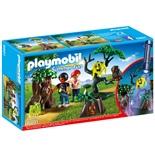 Playmobil Lämning i Skogen med UV-lampa