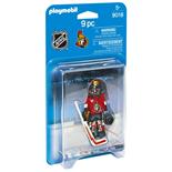 Playmobil NHL Ottawa Senators Målvakt