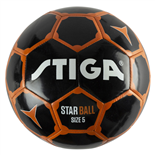 Stiga Fotboll Star Ball Stl 5 Svart/Orange