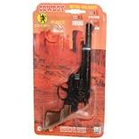 Gonher Cowboy 12-skottspistol i Metall