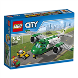 LEGO City Flygplats - Fraktflygplan