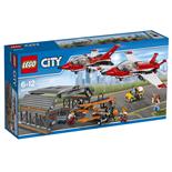 LEGO City Flygplats - Flyguppvisning
