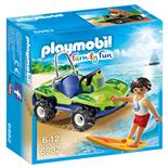 Playmobil Surfare med Strandbil
