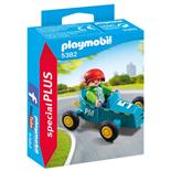 Playmobil Pojke med Lådbil