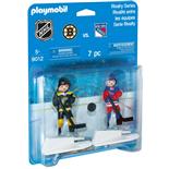 Playmobil NHL Rivalry Series BOS vs NYR