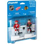 Playmobil NHL Rivalry Series CHI vs DET