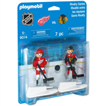 Playmobil NHL™ Rivalry Series CHI™ vs DET™