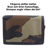 Plånbok Camouflage