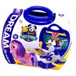 Dream the Suitcase Funny Pet Store Ponnyset i Väska