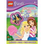Kärnan Pysselbok LEGO Friends En Fantastisk Dag