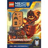 Kärnan Pysselbok LEGO Nexo Knights Böckernas Kamp!