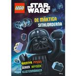 Kärnan Pysselbok LEGO Star Wars De Mäktiga Sithlorderna