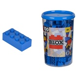 BLOX Bricks in Box Blå