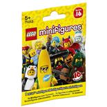 LEGO Minifigur 1st Serie 16