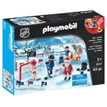 Playmobil Adventskalender NHL Rivalitet på Dammen