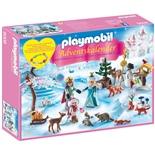 Playmobil Adventskalender Kunglig Skridskotur